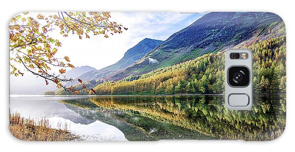 Early Morning Buttermere Galaxy Case