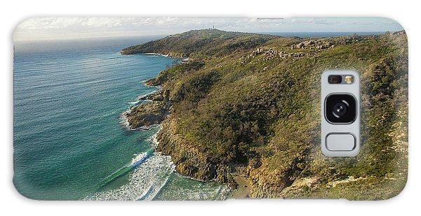 Early Morning Coastal Views On Moreton Island Galaxy Case