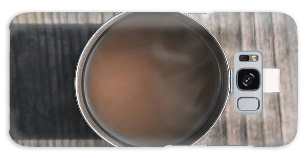 Rustic Galaxy Case - Early Morning Coffee  by Scott Norris