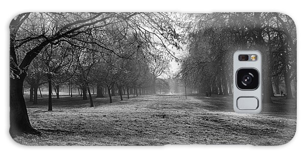 Early Morning In Hyde Park 16x20 Galaxy Case