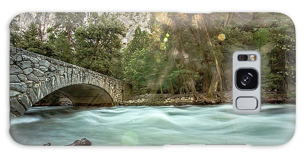 Early Morning On The Merced River Galaxy Case