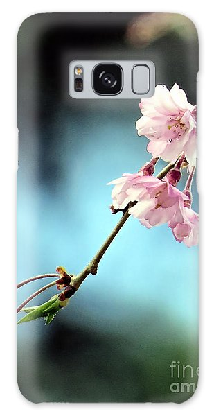 Early Spring Weeping Cherry  Galaxy Case