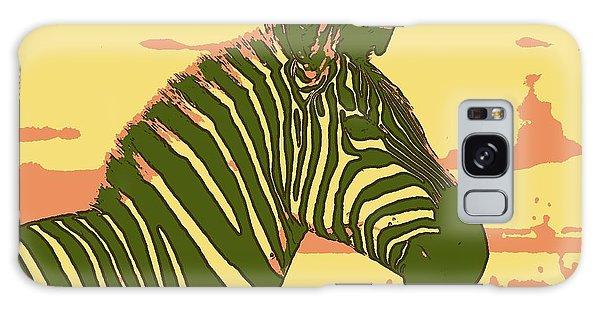 Earned Stripes Galaxy Case