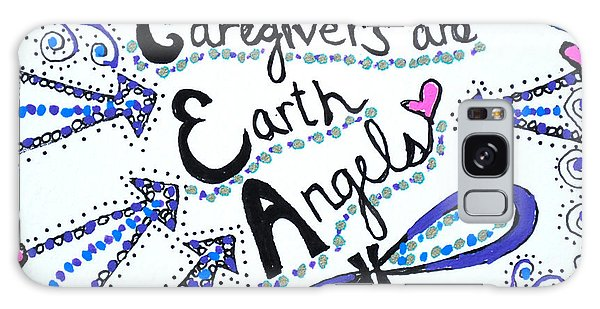 Earth Angel Galaxy Case