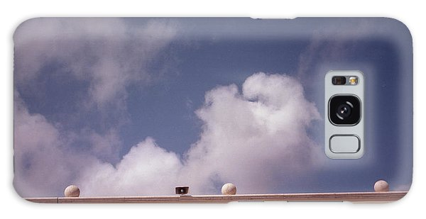Earth Calling Sky  Galaxy Case
