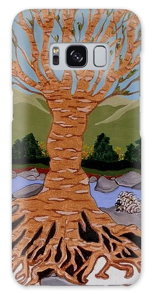 Earth Mother Galaxy Case