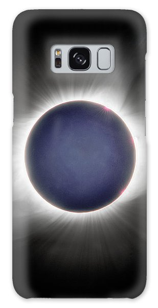 Earth-shine Galaxy Case