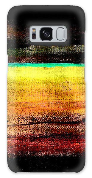Earth Stories Abstract Galaxy Case