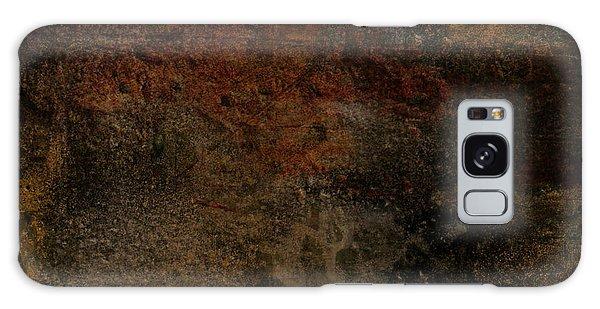 Earth Texture 1 Galaxy Case