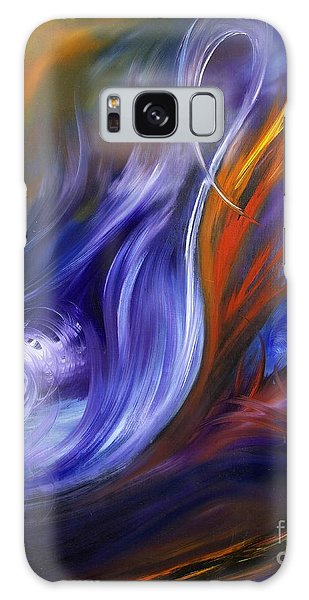 Earth, Wind And Fire Galaxy Case by Valerie Travers