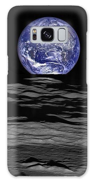 Earthrise Galaxy Case