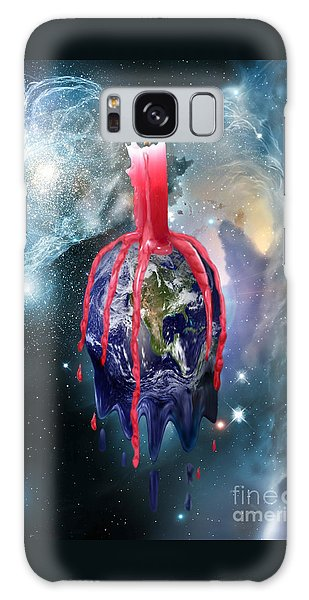 Earth's Last Light Galaxy Case