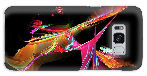 East Of The Sun Galaxy Case by DC Langer