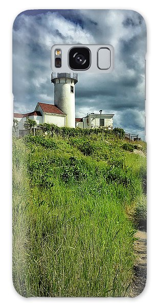 East Point Lighthouse Galaxy Case