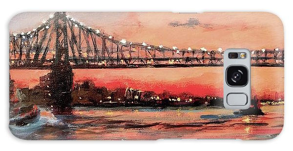 East River Tugboats Galaxy Case