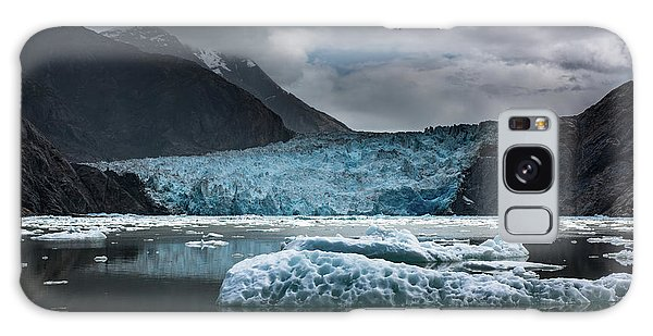East Sawyer Glacier Galaxy Case