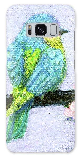 Galaxy Case - Easter Bird by Kato D