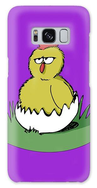 Easter Chicken Galaxy Case