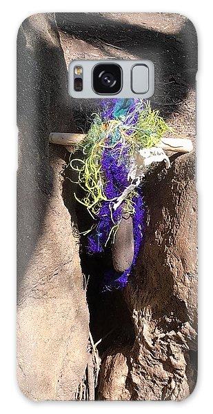 Easter Cross Galaxy Case