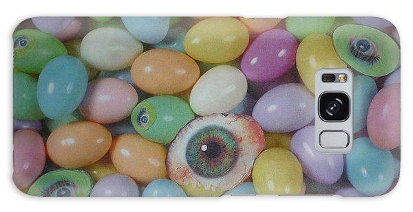 Easter Eyes Galaxy Case