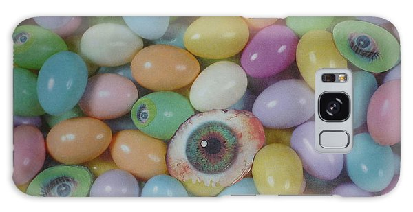 Easter Eyes Galaxy Case by Douglas Fromm