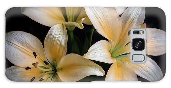 Easter Lilies  Galaxy Case