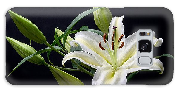 Easter Lily 3 Galaxy Case