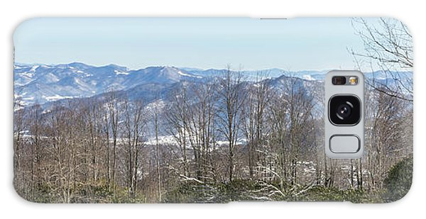 Easterly Winter View Galaxy Case