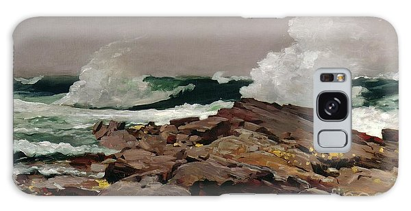 Rock Galaxy Case - Eastern Point by Winslow Homer