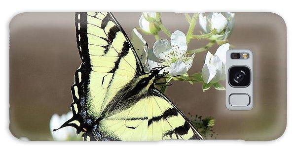 Eastern Tiger Swallowtail Female Galaxy Case