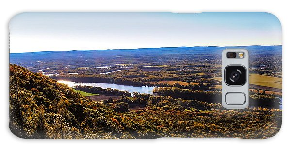 Easthampton View From Summit House Galaxy Case