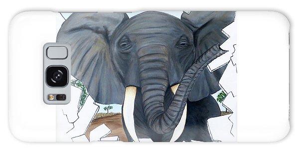 Eavesdropping Elephant Galaxy Case