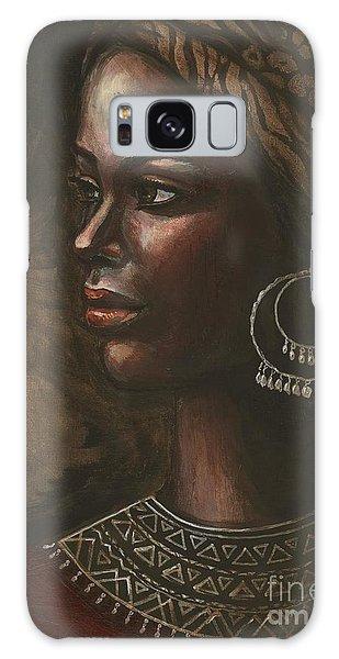 Ebony Galaxy Case