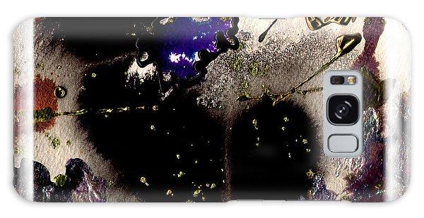 Ebony Nights Galaxy Case by Angela L Walker