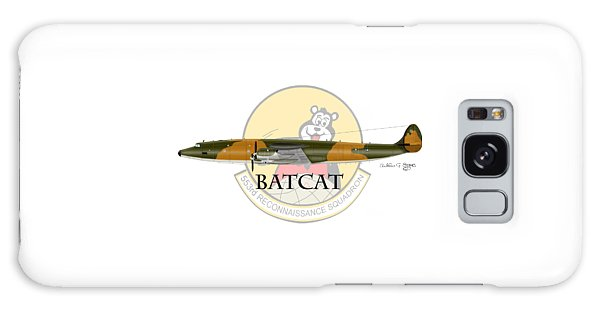 Ec-121r Batcat 553 Galaxy Case