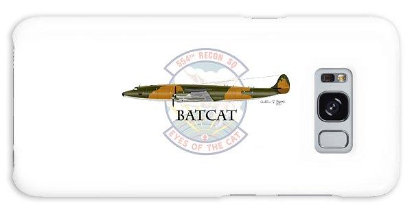 Ec-121r Batcat Galaxy Case