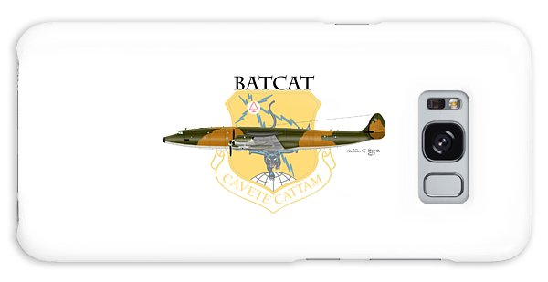 Ec-121r Batcatcavete Galaxy Case