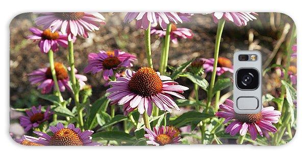 Echinacea Galaxy Case by Cynthia Powell