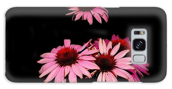 Echinacea Pop Galaxy Case