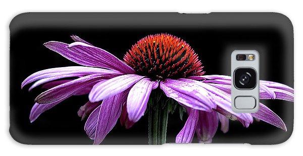Echinacea Galaxy Case