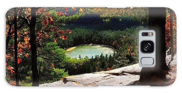 Echo Lake, New Hampshire Galaxy Case