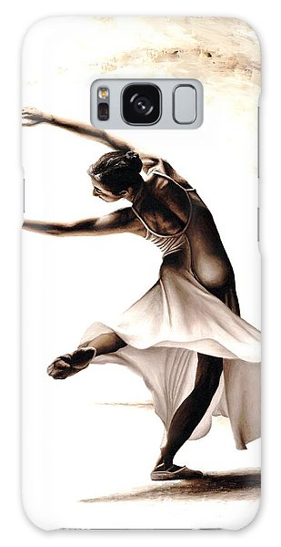 Dance Galaxy Case - Eclectic Dancer by Richard Young