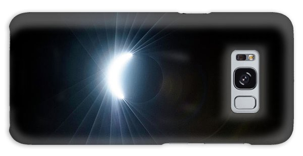 Eclipse Before Totality Galaxy Case