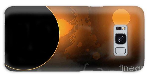 Eclipse Of 2017 W Galaxy Case