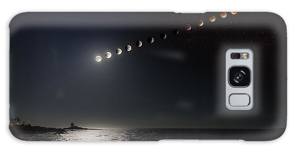 Eclipse Of The Moon Galaxy Case