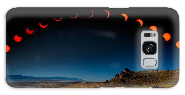 Eclipse Pano Galaxy Case