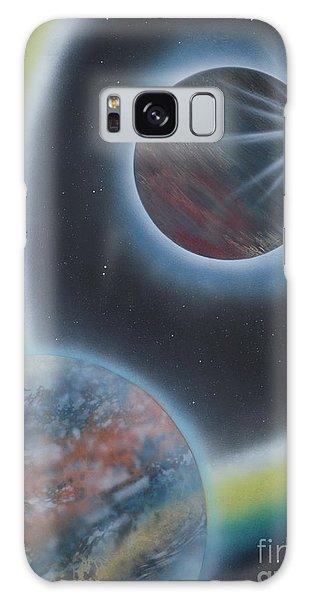 Eclipsing Galaxy Case