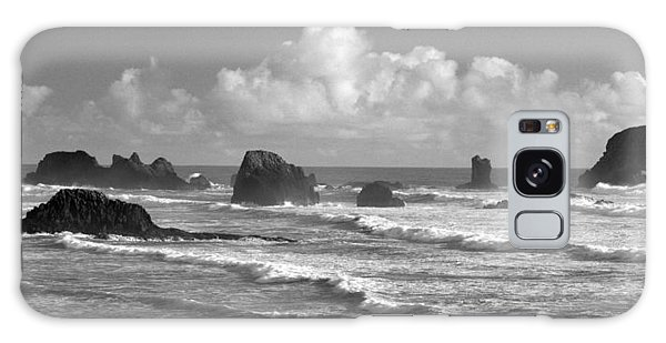 Galaxy Case - Ecola State Park Seastacks by Bob Neiman