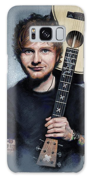 Ed Sheeran Galaxy Case