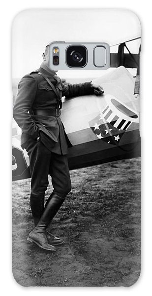 Fighter Galaxy Case - Eddie Rickenbacker - Ww1 American Air Ace by War Is Hell Store
